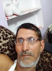 Babu Meena, 56, India, Jaipur