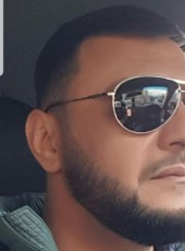 Nazar Amankuliev, 38, Russia, Moscow