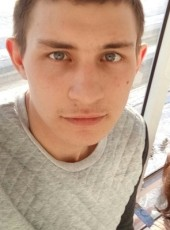 Valeriy, 22, Russia, Novosibirsk