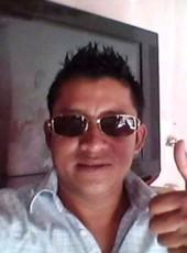 Alberto Gonzal, 18, Mexico, Santiago de Queretaro
