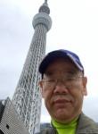 松江明, 63  , Tokyo