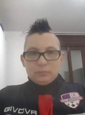 Davide, 41, Italy, Rome