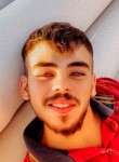 Muhammet, 22, Eregli (Konya)
