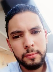 Amine, 28, Tunisia, Tunis