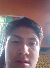 Ismael, 18, Mexico, Puebla (Puebla)