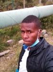 Ibrahim Peter, 25  , Athi River