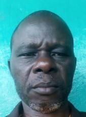 JB Walker Dennis, 62, Liberia, Monrovia