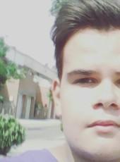 Sergio Marqués, 20, Spain, Valls