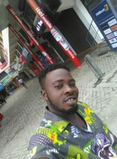 Ari God, 27, Ghana, Accra