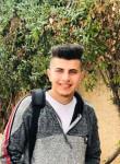 Maher, 18  , Ramallah