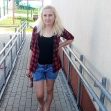 Kristina., 28  , Brzeg