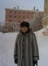 Sveta, 56, Russia, Kirovsk (Murmansk)