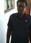 steve bedassie, 53  , Tunapuna