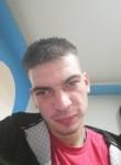 Milos Novkovic, 27, Belgrade