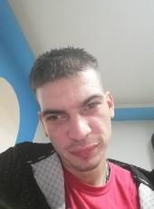 Milos Novkovic, 27, Serbia, Belgrade