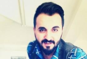 Mehmet, 33 - Just Me