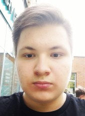 Ilya, 20, Russia, Moscow