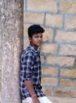 selva, 19  , Tiruchirappalli