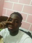 Emmanuel, 20  , Lome