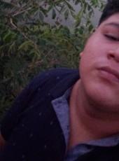 Luis Galicia, 19, Mexico, Mexico City