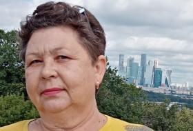 Galina, 61 - Just Me