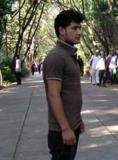 GK, 21, India, Lal Bahadur Nagar