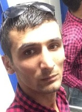 ALI BABAEV, 28, Russia, Moscow