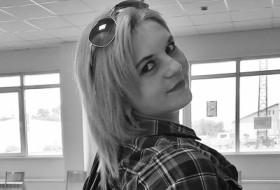 Irina, 25 - Just Me