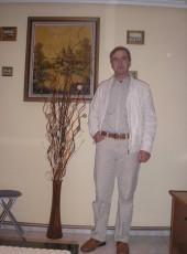 Димитър Стоев, 62, Spain, Valladolid