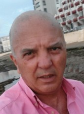 salvador caste, 63, Spain, Las Palmas de Gran Canaria