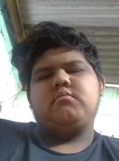Irving, 18, Mexico, Martinez de la Torre