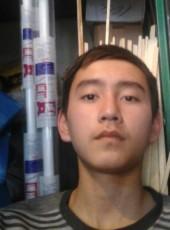 Allaberdi, 22, Kyrgyzstan, Bishkek