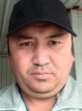 Akzhol Kochkonov, 35, Kyrgyzstan, Osh