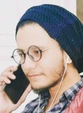 Hamza, 22, Pakistan, Lahore