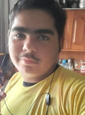 Gabriel Roncalim, 18, Brazil, Brasilia
