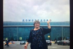 Irina, 70 - Just Me