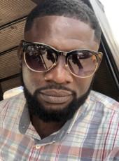 Sidibe, 35, Ghana, Accra