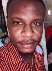 Donald, 39, Sierra Leone, Freetown