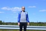 Aleksandr Fyed..., 55 - Just Me 16-05-2019 - катаюсь на велосипеде.