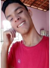 Júnior, 18, Brazil, Sao Miguel do Guama