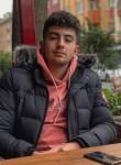 Ali Burak, 18, Istanbul