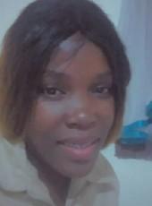 Jérémie, 23, Republic of the Congo, Brazzaville