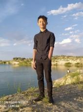 Temirlan, 20, Kyrgyzstan, Bishkek