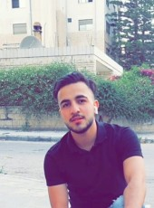 محمد, 18, Hashemite Kingdom of Jordan, Amman
