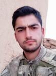 Sahin, 25  , Idlib