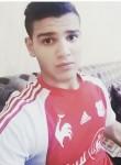 Ibrahim , 19  , Misratah