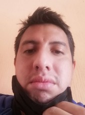 Brayan, 26, Guatemala, Guatemala City