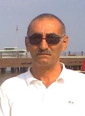 Cavid Məmmədli, 56, Azerbaijan, Baku