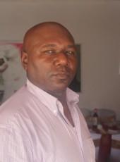 Моня missandzo, 44, Republic of the Congo, Brazzaville