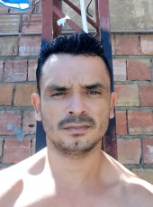 David james, 34, Brazil, Manaus